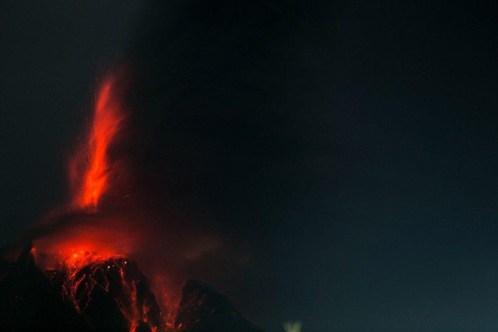 Strombolian Vuklcano