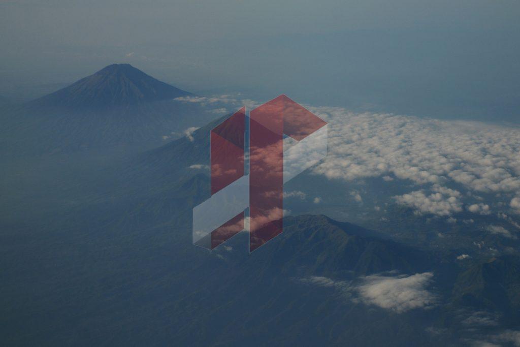 Barisan Gunung Jawa Timur