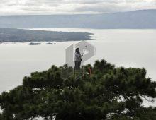 Swafoto Di Kawasan Danau Toba
