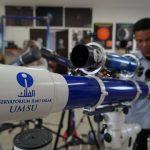 OIF UMSU Ajak Warga Medan Saksikan Gerhana Bulan Total