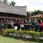 PFI Medan Hunting Foto ke Toba Pulp Lestari