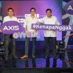 Axis Unlimited Paket Gaming Pertama di Indonesia