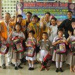 Lions Club, IDI dan PFI Medan Gelar Baksos Pengobatan Gratis